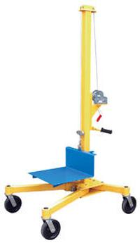 Portable Worksite Lift