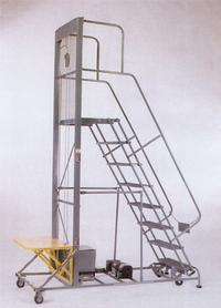 Cotterman Lift Table Ladder